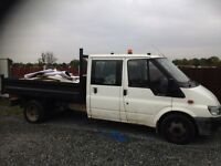 Transit Crew Cab Truck For Sale