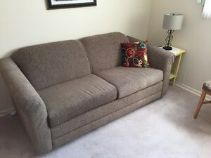 couch with foldout bed double