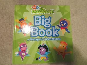 The Backyardigans book