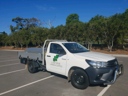 2017 Toyota Hilux Workmate Kingsford Eastern Suburbs Preview