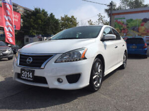 2013 Nissan Sentra SV Sedan ** MINT CONDITION CLEAN  TITLE *