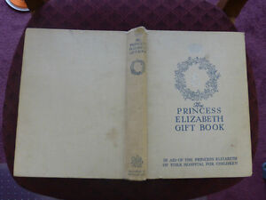 The Princess Elizabeth Gift Book - 1935
