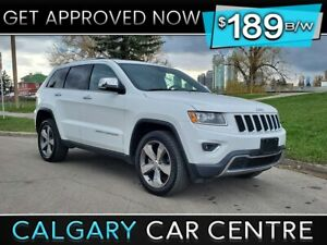 2015 Cherokee $189B/W TEXT US FOR EASY FINANCING! 587-317-4200