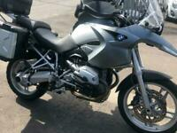 2006 - BMW R 1200GS - R1200GS - FULL LUGGAGE - TANK BAG - ABS - FULL SERVICE HIS