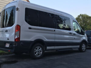 2015 FORD TRANSIT 350 XLT 12 pass