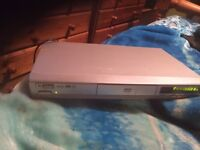 For sale one DVD player / m p 3 player