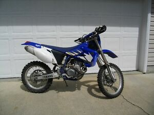 Yamaha WR450FT
