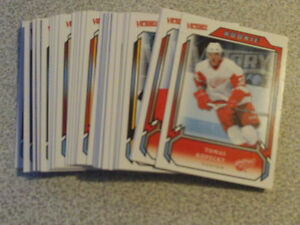LOT DE 30 CARTES ROOKIE DE UPPER DECK VICTORY 2006-07