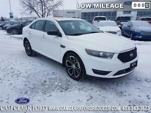 2016 Ford Taurus SHO   Navigation, All Wheel, Leather, Moonroof