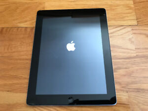 Apple iPad 4 2013 A1458 16 go écran Retina