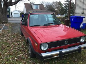 1984 VW Rabbit