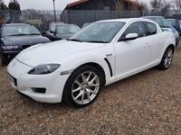 Mazda RX-8 231, 40th Anniversary LE, 2009, Duo Leather, Bose Sound, Heated Seats