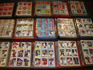 BUYING SPORTSCARDS & COMIC BOOK COLLECTIONS $$$$$$$$