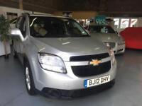 2012 12 Chevrolet Orlando 1.8 16v LS 7 Seater