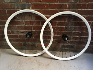 Roues fixed/single speed