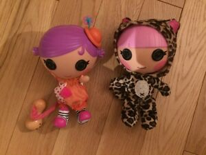 Two Lalaloopsy  Dolls Edmonton Edmonton Area image 1