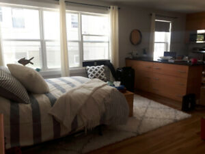 Bachelor Apartment - Sublet for June 1 (South End)