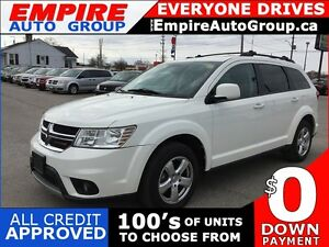 2015 DODGE JOURNEY SXT * ONE OWNER * 7 PASS * POWER GROUP