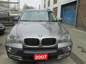 2007 BMW X5like new,7 passenger,extra clean,3 sets of keys