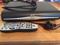 Sky HD+ box, incl remote