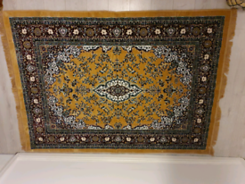 Vintage persian style rugs