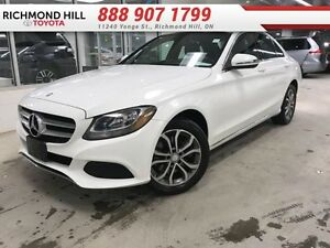 2016 Mercedes Benz C-Class C300   - one owner - local - trade-in