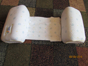 The First Years Adjustable Airflow Infant Sleep Positioner