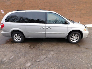 2004 Dodge Grand Caravan SE , CERTIFIED AND ETESTED