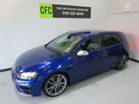 Volkswagen Golf R 2.0 TSI 300 4X4 BMT s/s DSG BUY FOR ONLY £99 A WEEK *FINANCE*