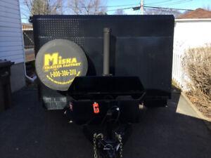 Remorque/Dumper trailer