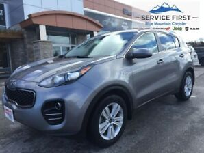 2018 Kia Sportage LX  - Bluetooth, rear cam