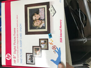 brand new Digital picture frame