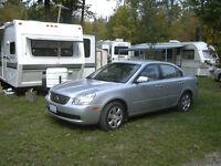 2007 Kia Magentis LX Sedan