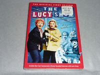 Season 1 of the Lucy Show