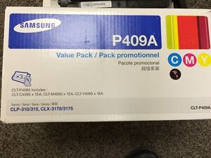 Samsung P409A Toner Cartridge Value Pack