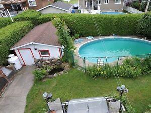 Valleyfield  à 2 pas de l' hôpital  **Prix Réduit West Island Greater Montréal image 2