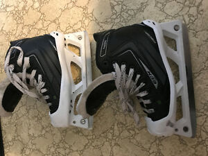 CCM Ribcore 40K Junior Goalie Skates