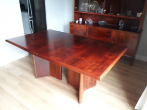 Quality Rosewood Dining Table