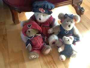 Assortment of Boyds Bears Kitchener / Waterloo Kitchener Area image 7