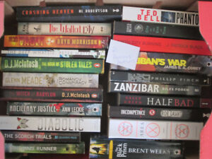 Collection of Mystery Fiction