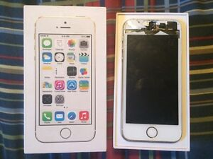 iPhone 5s gold 16GB (as is)
