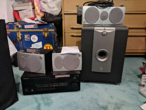 Sounds system and receiver