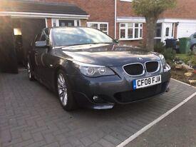 BMW 5 series Msport