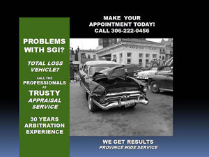 PROBLEMS WITH SGI? TOTAL LOSS VEHICLE?