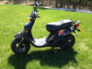"1998 Yamaha CW50 ""BW's"" Scooter"