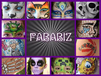 Fababiz Face Painting for all events