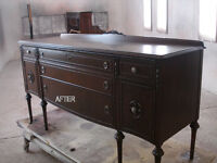 CABINETS, FURNITURE / in CALGARY PAINTING/REFINISHING