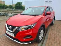 2020 Nissan Qashqai 1.3 DiG-T Visia 5dr Hatchback Petrol Manual