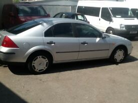 Ford Mondeo 1.8 LX only 73623 miles
