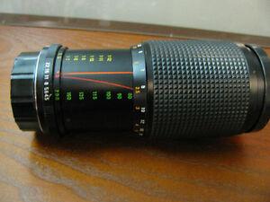 Image Camera Lens 80-200mm.